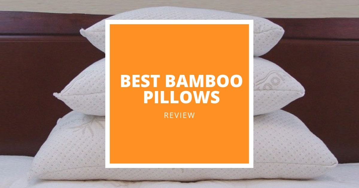 best rated bamboo pillow